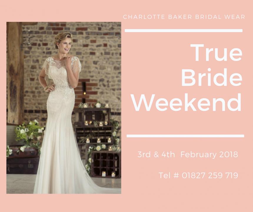 True Bride Wedding Dress Weekend