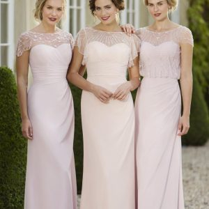 Luna bridesmaids